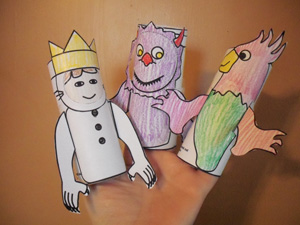 Toilet Paper Roll Crafts For Kids Princess